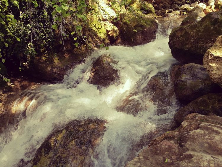 Water Nature No People Outdoors Day Backgrounds Beauty In Nature Hot Spring Stones And Water Stones & Water Rocks Motion Splashing Waterfall River Mountane River Buatifulplace Buatiful Mountain Beauty In Nature Sunlight Nature