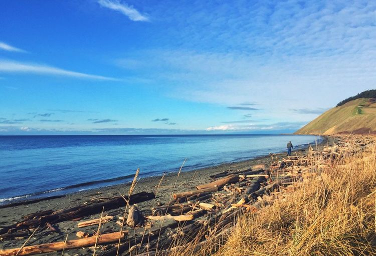 Historic Ebey's Landing Check This Out walking the dog Gorgeous Day Hidden Gems