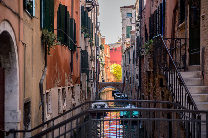 Venice, Italy Architecture Building Exterior Built Structure City Day No People Outdoors Residential Building Sky Venice