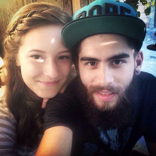 My love! Love Beard Style Enjoying Life