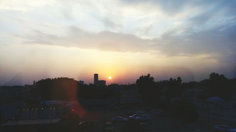 Tree Social Issues Reflection Sky Nature City Fog No People Outdoors Night Cityscape Milky Way Angelphotography Saudi Arabia Art Illuminated Photography Astronomy Sole...☀ Solar Sol