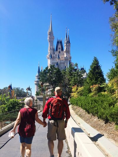You're never too old to believe in magic!