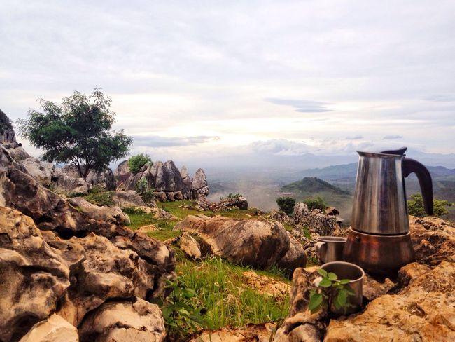 My coffee my journey Stonegarden Landscape Nature Coffee Mokapot Wonderful Indonesia
