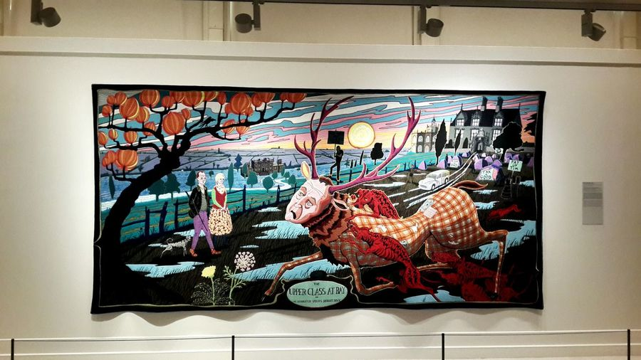 Getting Inspired Exhibition Interesting Pieces FreeTime Grayson Perry Musseum