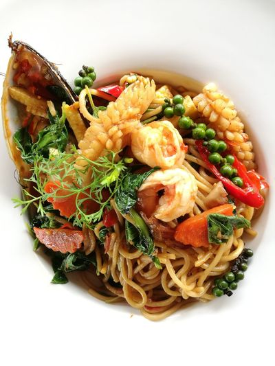Spaketty Food Foodphotography Food Styling Delicious Close-up Food And Drink Noodles