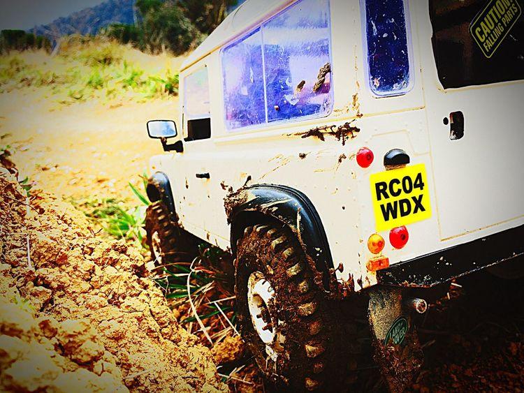 Defender90 Rc Car Axial