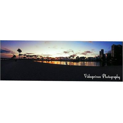 Waikiki Nights Photography By: @Videoprince Hawaii Oahu Luckywelivehi HiLife 808  Alohastate Beautiful Venturehawaii Instagram Instatravel Hnnsunrise Photographer Cameralife Photography Cameraready Beach Sand Ocean Waikiki Justlivinglife Landscape Panoramic Nighttime Night Hawaiiansky sky skylinehawaii