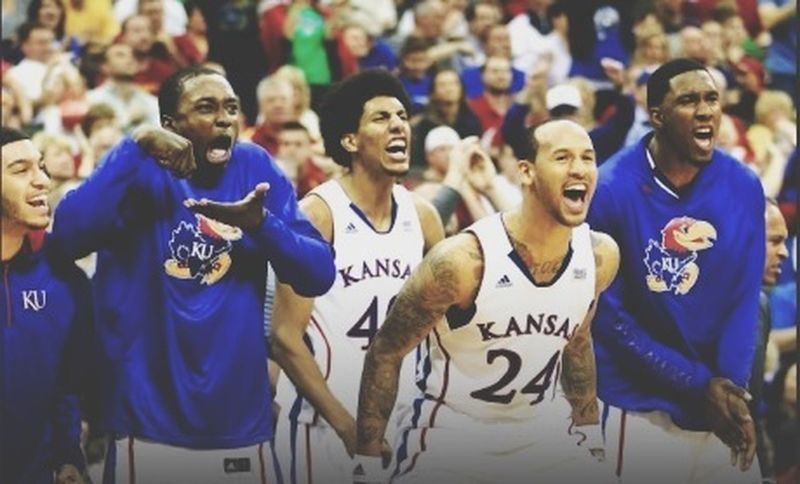 Hahaha I swear to god this is me when I'm messing up with a team and my teammates making an In Your Face Kansas Ballerslife Late Breakfast
