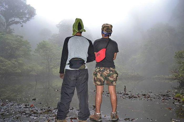 Menikmati Kabut di titik tertinggi Sulawesiutara . . . . 📍 Gunung Klabat - Airmadidi - SULUT 📷 Nikon D3200 Manado Instagunung Instagunung_ @instagunung_ Pendaki Pendakiindonesia Id_pendaki
