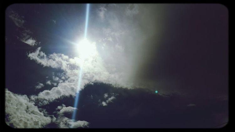 Sky And Clouds Incredible Enjoying Life Sun