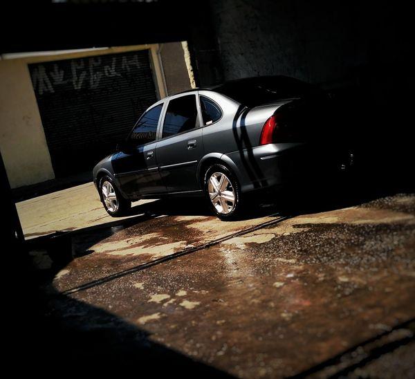 Car Vectra