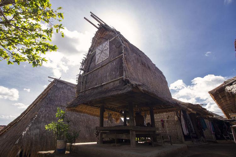 the granary at