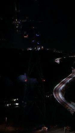 Yeosu Cable Car Yeosu Cable Car Night View