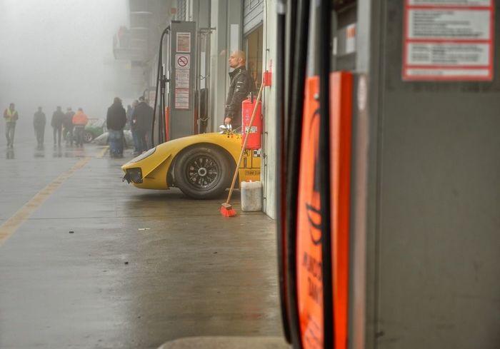 Nürnberg Nurburgring Cars Racing Car Racing Ford Ford GT 40 Foggy Day Fog GERMANY🇩🇪DEUTSCHERLAND@