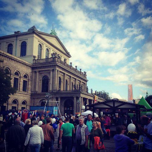 Entdeckertag Hannover Opera House