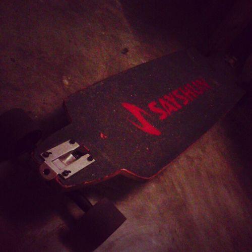 Longboard Sayshun Skate Downhill