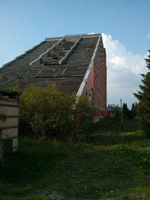Verfall Lostplace Hotel
