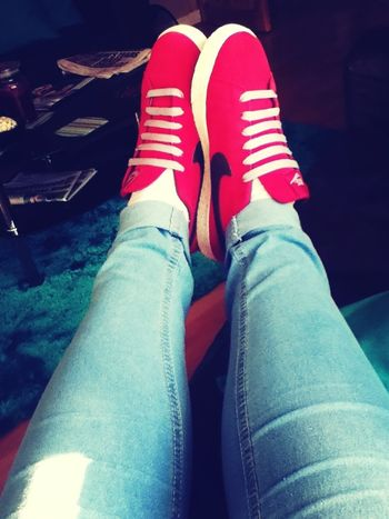 New Shoes..