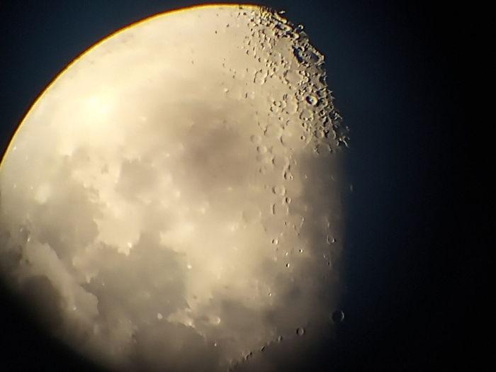 nice moon shot