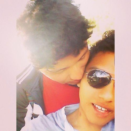 With my boyfriend... Ilovehim Boyfriend❤ Myboyfriend❤