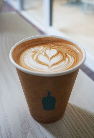 2015  Blue Bottle Coffee Coffee Japan Latte Latteart Omotesando ブルーボトルコーヒー 珈琲