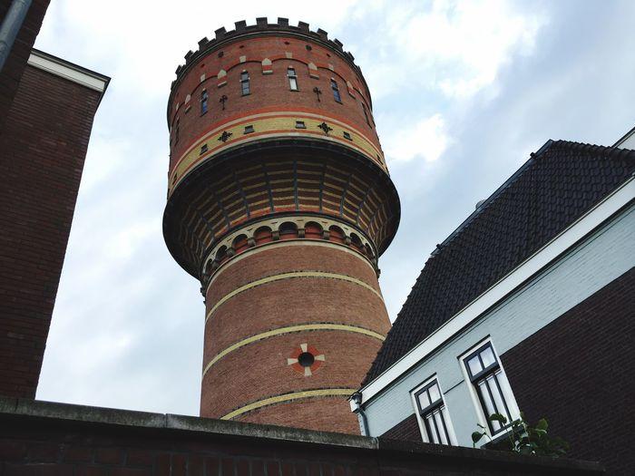 Utrecht Watertower Water Tower Wasserturm