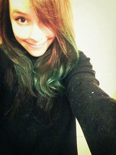 Sei lá, amei meu cabelo <3