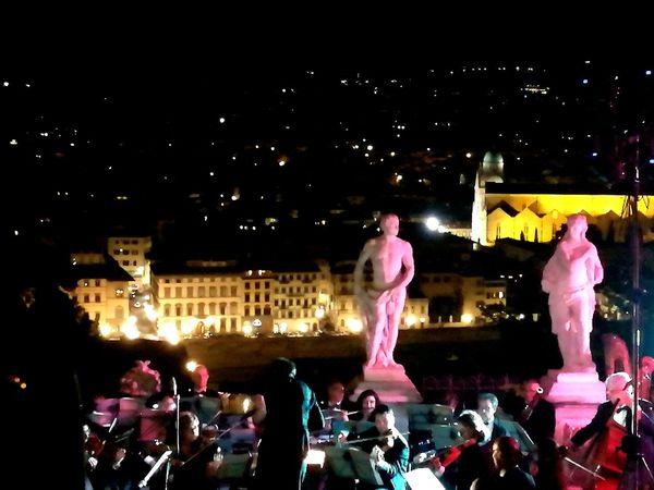 Orchestra Night Nightlife Photography Opera Lirica Firenze Event EyeEm Architecture_collection Landscape_Collection Landscape Sky Tuscany