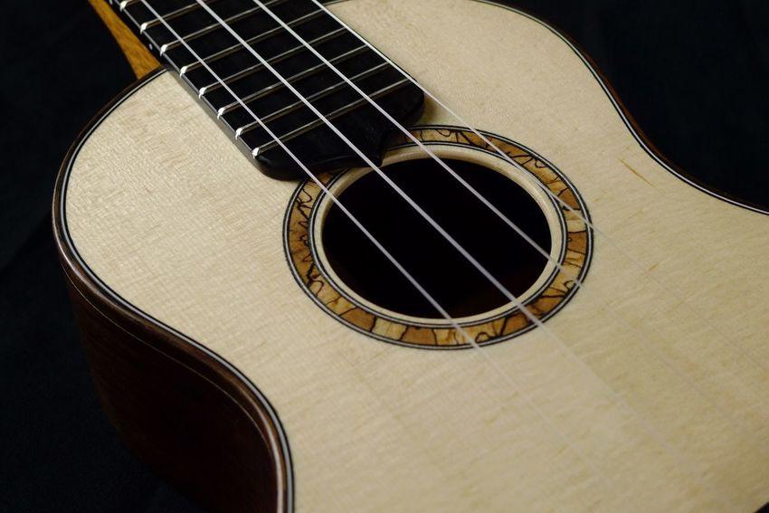 Concert ukulele Musical Instrument Close-up Luthier String Instrument