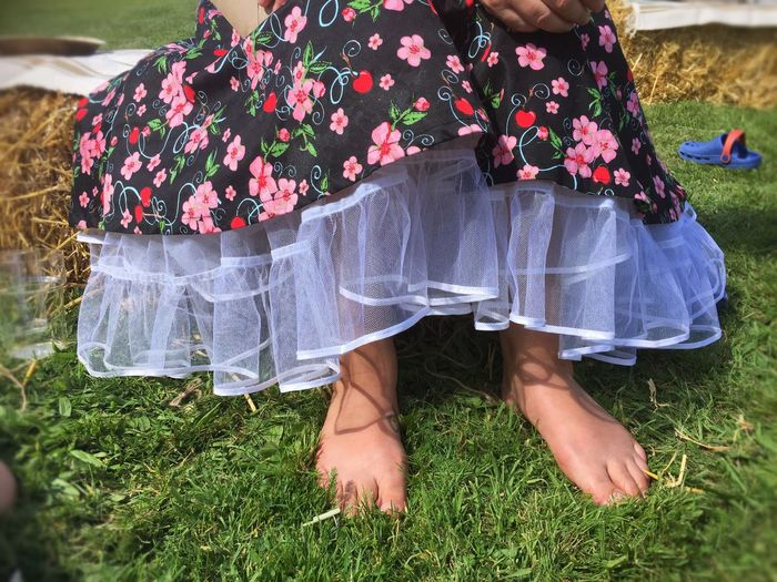 No Shoes Outside Wedding Outside Photography The Moot Wedding Photography Wedding Guest Outfits Dress Petticoats Two Is Better Than One Millennial Pink
