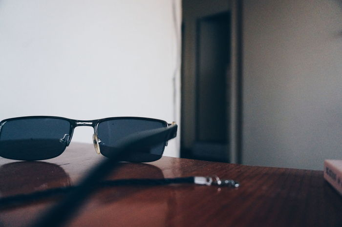 So where is it... the Problem 🕶️ Nothingness Open To Interpretation Table Home Interior Lunette Black Shades Open Door Mobilephotography Shootermag Vscocam VSCO The Nothing Untitled MnM MnMl Mnmlsm Minimalism Minimal Minimalistic Minimalmood Minimalist Minimalobsession Minimalart