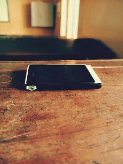My friends GO Sony Smartphone