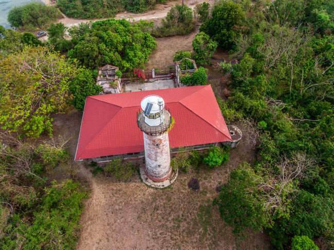 Day EyeemPhilippines Grass Growth Landscape Lighthouse Nature No People Outdoors Plant Tree