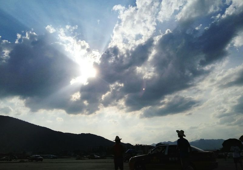 Sky Sky And Clouds Sky_collection Cloud Clouds And Sky Sky_ Collection Sunshine Sunshine Day Sun Sunlight Colour Of Life