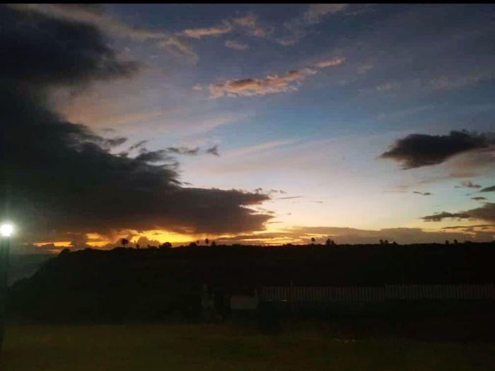 Bye Tree Sunset Oil Pump Silhouette Dramatic Sky Sky Landscape Grass Cloud - Sky First Eyeem Photo