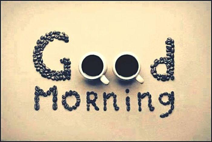 Good Morning✌♥ Morning Coffee