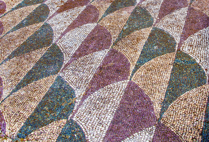 Baths of Caracalla, ancient ruins of roman public thermae Backgrounds Caracalla Close-up Day Floor Full Frame Mosaic Multi Colored No People Outdoors Pattern Roman Textile Textured  Textured  Tiles