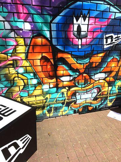 NewEra Graffiti