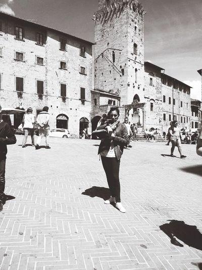Sangimignano Stanchezza Sopralluogo  Urbanisti