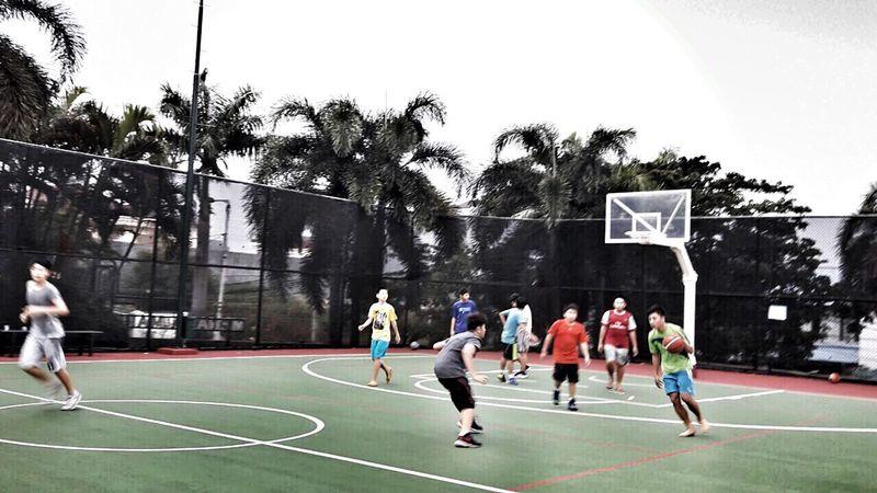 Kids Basketball - Sport Activity Sport Capture The Moment Enjoying Free Day Daytime