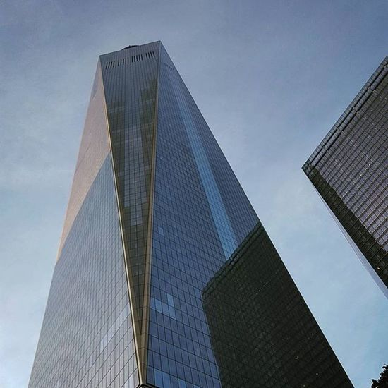 Freedomtower Oneworldtradecenter Newyorkcity NYC abstract