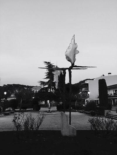 Architecture Statue Vallromanes Blackandwhite First Eyeem Photo