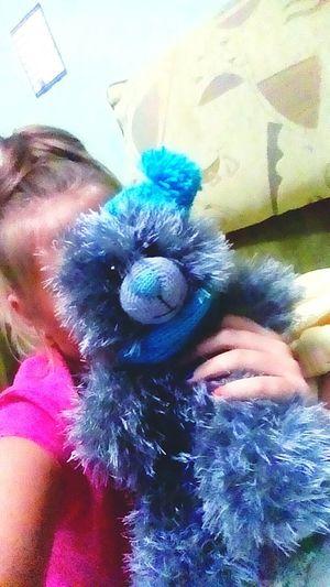 Мишка) играемся игрушка_детства First Eyeem Photo