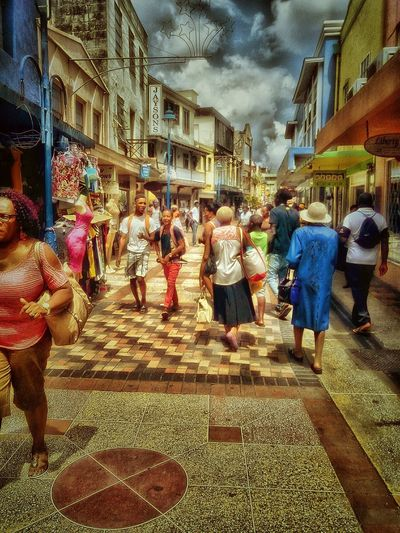 A Trek Into The Capital. People Photography Enjoying Life Welcome To My World Taking Photos Check This Out Beauty In Ordinary Things Fine Art Photography People Around You Color Portrait Watching People EyeEm Gallery Color Explosion Shopping ♡ Walking Around The City  Bridgetown Barbados 2016 Man Made Beauty Beautiful People
