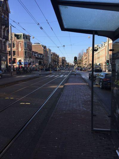 Overtoom Taking Photos Weekendphotos Morning Light Takingtram EyeEm Best Shots Wakiewakie Amsterdamcity
