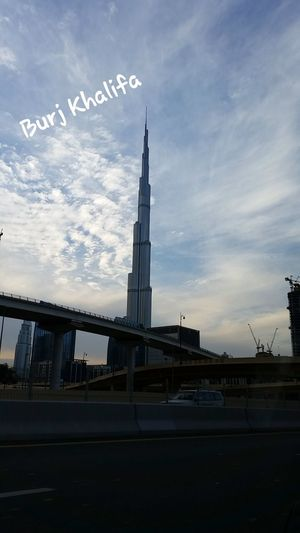💜 Burj Khalifa UAE Dubai Architecture Buildings & Sky Holiday♡ Picturespaintathousandwords