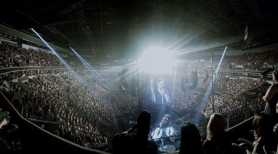 Eric Church Concert Washington, D. C. EyeEmNewHere Let's Go. Together.