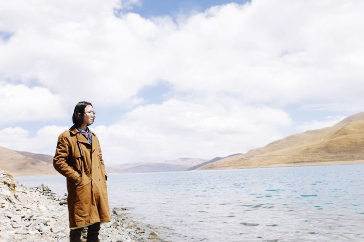 Tibet Self Portrait EyeEm Selects Admiration Discovery Women Portrait Getting Away From It All