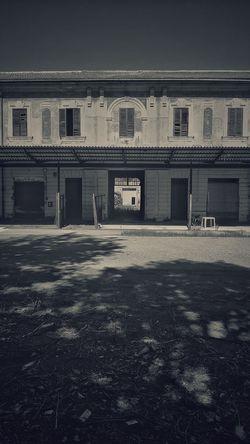 Former general warehouses. Viterbo, Italy Viterbo Tuscia  Lazio Italia Italy Edifici Abbandonati First Eyeem Photo