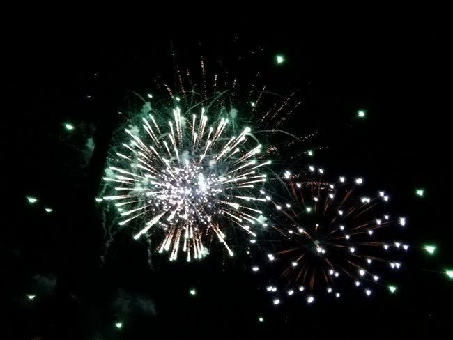 Firework Display Night Celebration Firework - Man Made Object Event Illuminated Glowing Sky Multi Colored Outdoors 14 Juillet 2017 Event Firework Colour Of Life No People 14thJuly Celebration